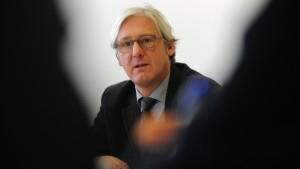 Partsch rügt Vorstand für aggressive Haltung
