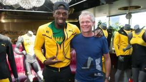 """""""Bolt war der letzte Retter der Leichtathletik"""""""
