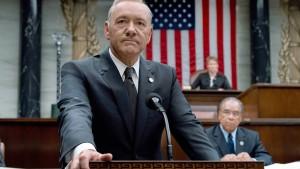 """Netflix stoppt """"House of Cards""""-Dreharbeiten"""