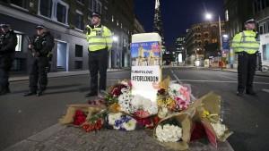 Polizei hat die Attentäter von London identifiziert
