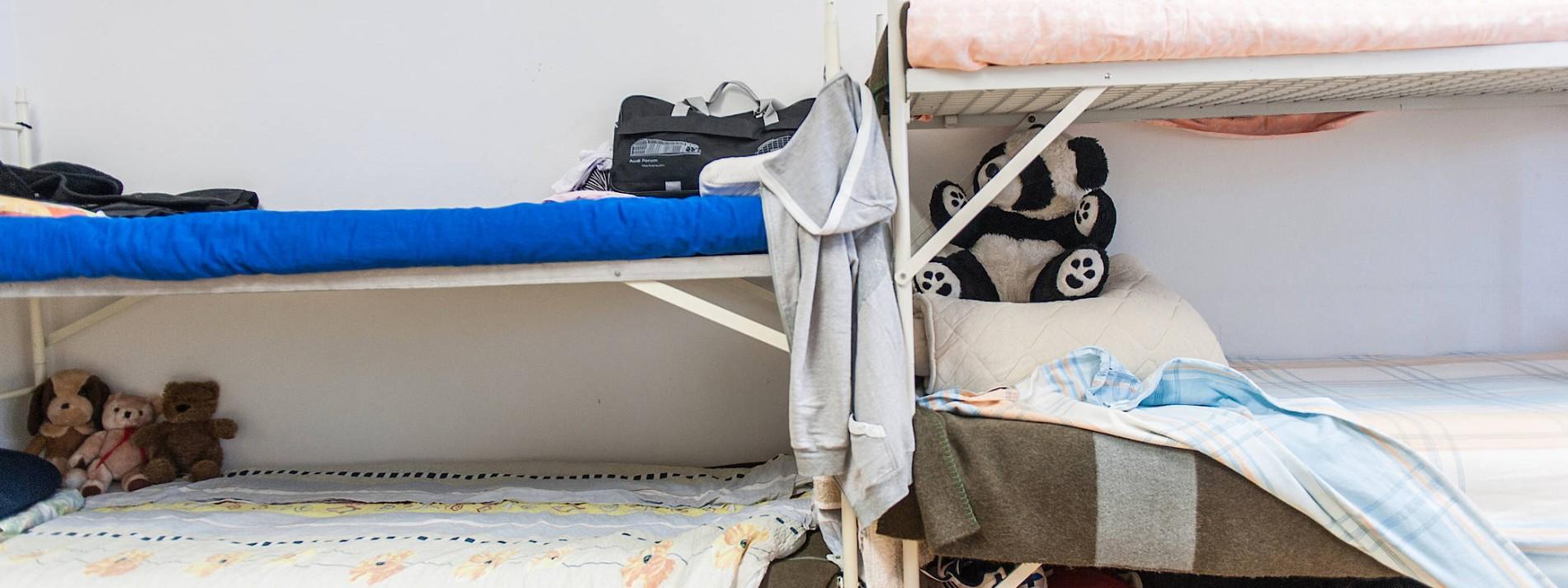 Erstaufnahmelager in Darmstadt soll erhalten bleiben