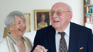 80 Jahre verheiratet