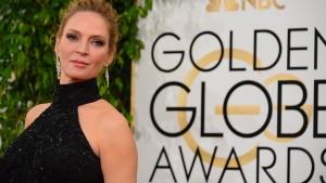 Uma Thurman bricht ihr Schweigen über Weinstein