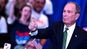 Bloomberg unterstützt Biden mit Finanzspritze