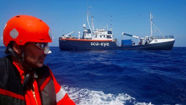 Sea-Eye will weiteres Schiff ins Mittelmeer schicken