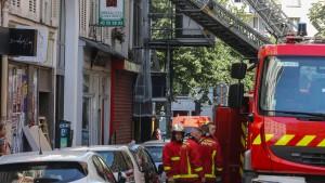 Mehrere Tote bei Brand in Paris