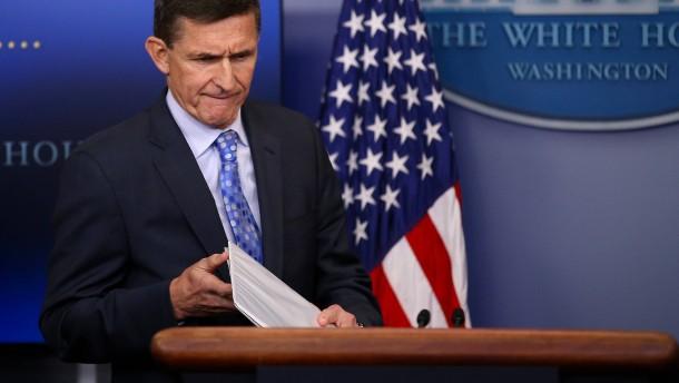 """Der Erste verlässt das """"House of Trump"""""""