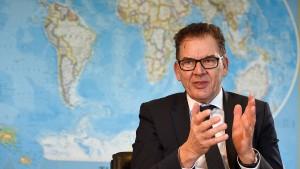 Müller will Zölle abschaffen, die es gar nicht gibt