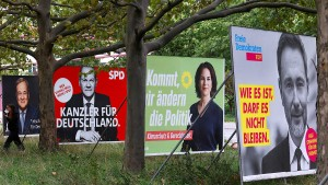 """2 Tage bis zur #BTW: Gelb-Grüne Kanzlermacher – """"Schließe frühe Gespräche nicht aus"""""""