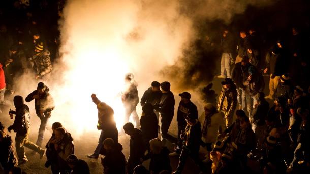 Dynamo Dresden akzeptiert Ausschluss