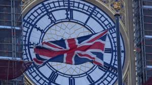 Big Ben soll den britischen EU-Austritt einläuten