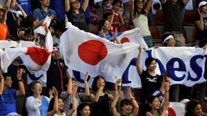 Japan schon kurz vor Rio