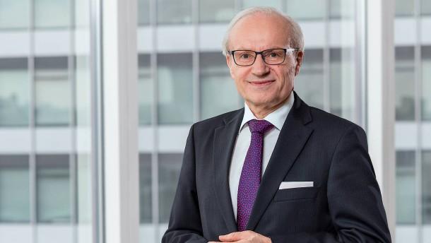 So tickt der neue Aufsichtsratsvorsitzende der Commerzbank