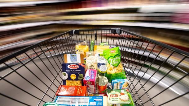 Inflationsrate steigt auf 0,9 Prozent