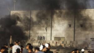 Hamas ruft Waffenruhe mit Israel aus