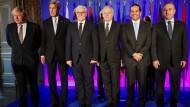 Außenminister beraten in Paris
