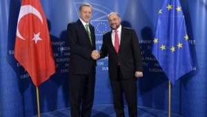 EU ermahnt Erdogan