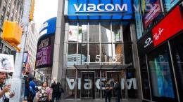 CBS und Viacom schließen sich zusammen