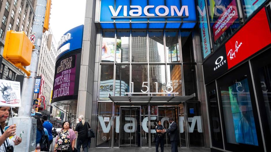 Der amerikanische Medienkonzern Viacom mit Sitz in New York soll nun wieder mit CBS fusionieren.
