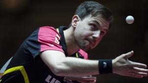 Erfolgreicher Start für Ovtcharov und Boll