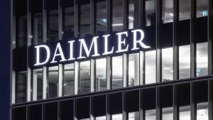 Strafbefehle gegen Daimler-Mitarbeiter beantragt