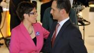 CDU und SPD nehmen Koalitionsgespräche auf