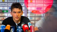 Weiter im Fokus: Handball-Bundestrainer Christian Prokop
