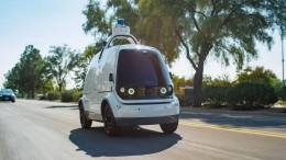 Softbank-Fonds investiert fast eine Milliarde Dollar in Roboterautos