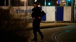 Ein Toter und mehrere Verletzte nach Schüssen in Straßburg
