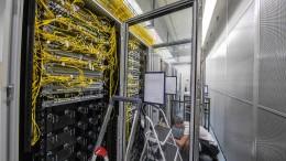 Datencenter-Haupstadt streitet über Rechenzentren