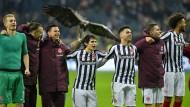 Der Höhenflug des Adlers: Bei der Eintracht läuft es – vor allem zu Hause und unter Flutlicht.