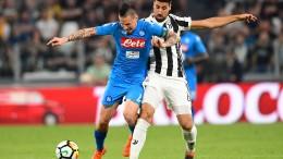 Neapel macht die italienische Meisterschaft wieder spannend