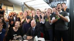 Blaues Auge für die CDU