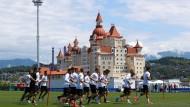 Auftakt in Sotschi: Der Confed Cup bietet jungen, neuen Spielern die Chance auf internationaler Ebene Erfahrung zu sammeln – Titelgewinn nicht ausgeschlossen.