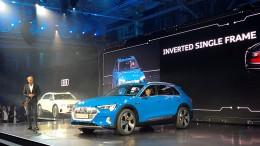 E-Auto-Ziel der Regierung wird zwei Jahre später erreicht