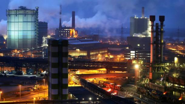 Gerüchte um Kapitalerhöhung bei Thyssen-Krupp