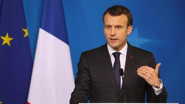Frankreich hält Obergrenze für Haushaltsdefizit ein