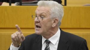 Die Grünen folgen Kretschmann nicht
