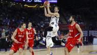 Slowenien ist Basketball-Europameister