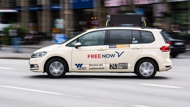 Koalition öffnet eine Tür für Dienste wie Uber