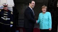 Deutschland und Tunesien vereinbaren Sammelrückführungen