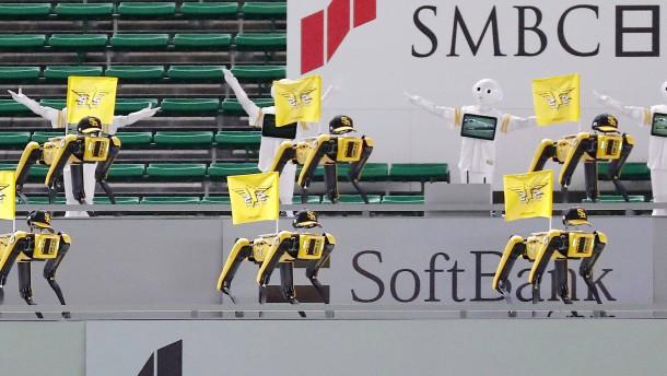 Roboter-Fans ersetzen Menschen