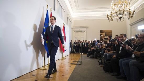 Kanzler Kurz will schnelle Neuwahlen