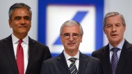 Die Deutsche Bank baut ihren Vorstand um
