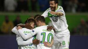 Wolfsburg knackt Real