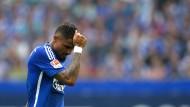 Auf Schalke herrscht keine Eintracht