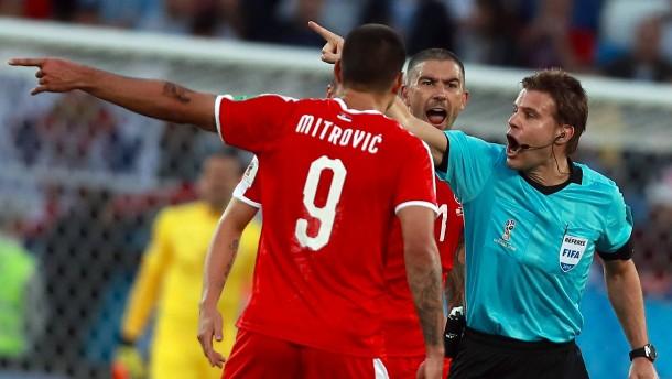 Keine Spiele mehr für deutschen Schiedsrichter