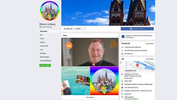 Viel Unterstützung für Bischof Bätzing