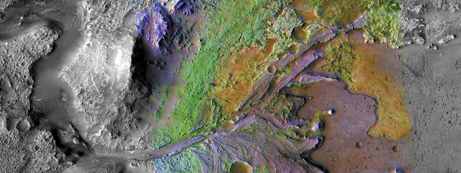 Gab es einmal Leben auf dem Mars?