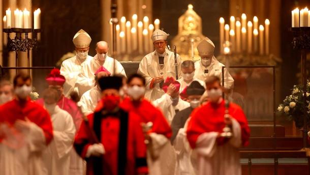 Deutlich mehr Missbrauchsopfer im Erzbistum Köln